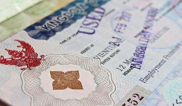 Thai Visa 2017